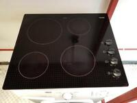 Electric ceramic top hob £75