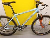 Specialized Stumpjumper old school Retro mountain bike bicycle- Kona Klein pashley Brompton trek