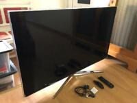 48' Samsung smart tv with Wifi