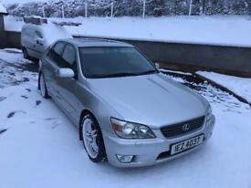 Lexus is200 sport. (Civic,Sierra,BMW,omega,Audi,Passat,Jetta,rwd,drift)