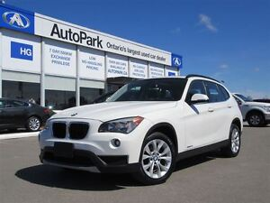 2013 BMW X1 xDrive28i| Panoramic sunroof| Alloys| cruise