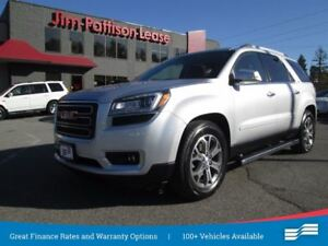2016 GMC Acadia SLT w/NAV, Pana Roof, Leather + more