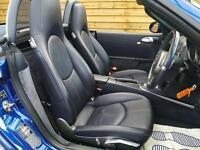 Porsche Boxster 3.4 S 2dr PDK FULL PORSCHE SERVICE HISTORY (aqua blue metallic) 2009