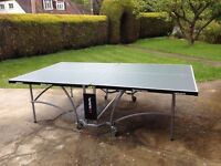 Indoor Butterfly Table Tennis Full SizeTable
