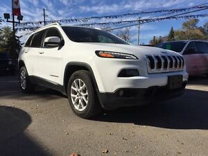 2016 Jeep Cherokee DEMO FIRE SALE, NORTH, 4X4