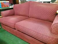 Alstons sofa bed with new mattresa