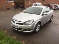 2009 Vauxhall Astra 1.6 petrol convertible