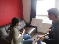 Guitar Lessons Glasgow