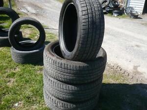 four 235-50-19 tires $250.00