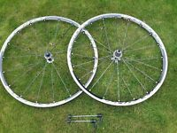 Mavic Ksyrium Elite S Wheelset Shimano 9/10/11 Speed - Cycle Bike