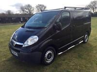 Vauxhall Vivaro automatic crew van six seater diesel excellent condition