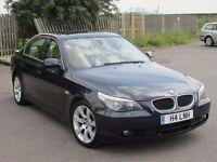 2004 (04 reg), BMW 5 Series 2.5 525d SE 4dr