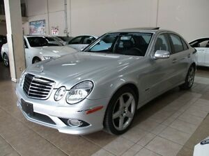 2009 Mercedes-Benz E-Class 4maic NAV LEATHER FULLY LOADED