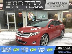 2013 Toyota Venza LE ** Nav, Leather, Pano Roof **