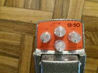 Chord Distortion Pedal