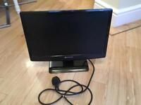 "Packard Bell 19""PC Monitor .£20"