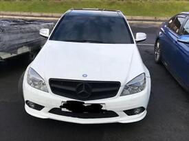Mercedes C280 Sport 7G-Tronic 4dr full C63 AMG Conversion