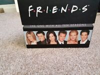 Friends: The Complete Collection (Seasons 1-10) DVD (30 Discs)
