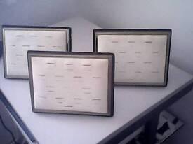 Ring display pads