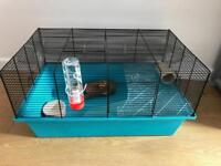 Large Wired Hamster Cage