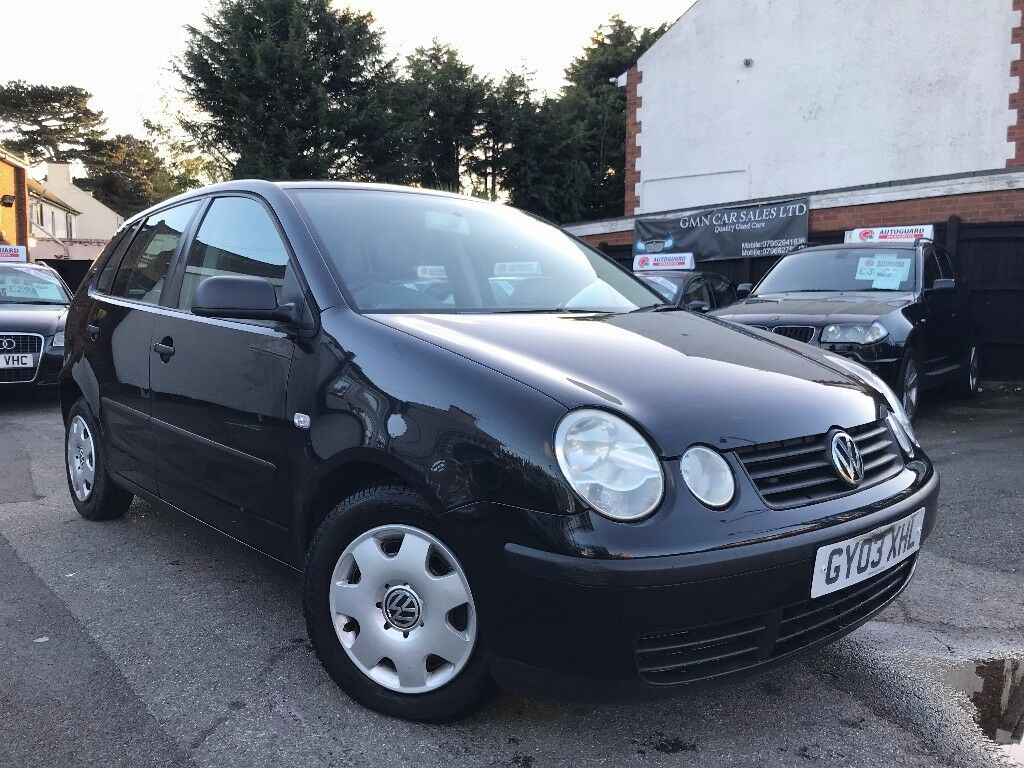 Volkswagen Polo 1.4 Automatic Full Serice History 2 Owners 1 Year MOT Finance Available +Warranty