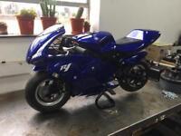 Mini moto (racing engine)