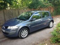 Renault megane 2007 in excellent condition reduced for quick sale!!!