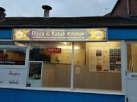 Takeaway Pizza shop