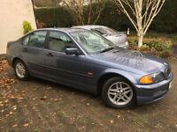 BMW 318i FOR SPARES OR REPAIR. RUNNER. LONG MOT.