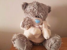 Me-to-You large winter bear- excellent condition £10 ono