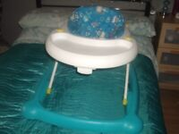 BABY WALKER (GRACO MAKE) SEE PICTURES.