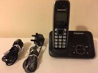 Panasonic Cordless Phone and Answering Machine
