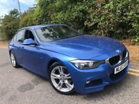 BMW 320D DIESEL M SPORT AUTOMATIC 2013 (63) 1 FORMER OWNER FULL BMW HISTORY H...