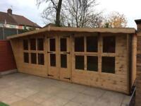 16x8 summer house