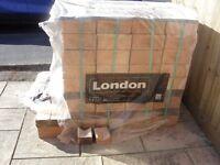 London Bricks - Colour Brindle - Approx. 300