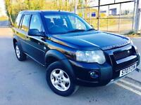 2007 Land Rover FREELANDER TD4 AUTO HPI CLEAR FULL SERVICE HOSTORY VERY CLEAN