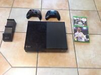 Trying to sell Xbox one will swap for PS4 one controllers 2 games and a £60 fortnite account