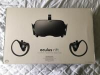 Oculus Rift Touch Bundle + 4m headset cable