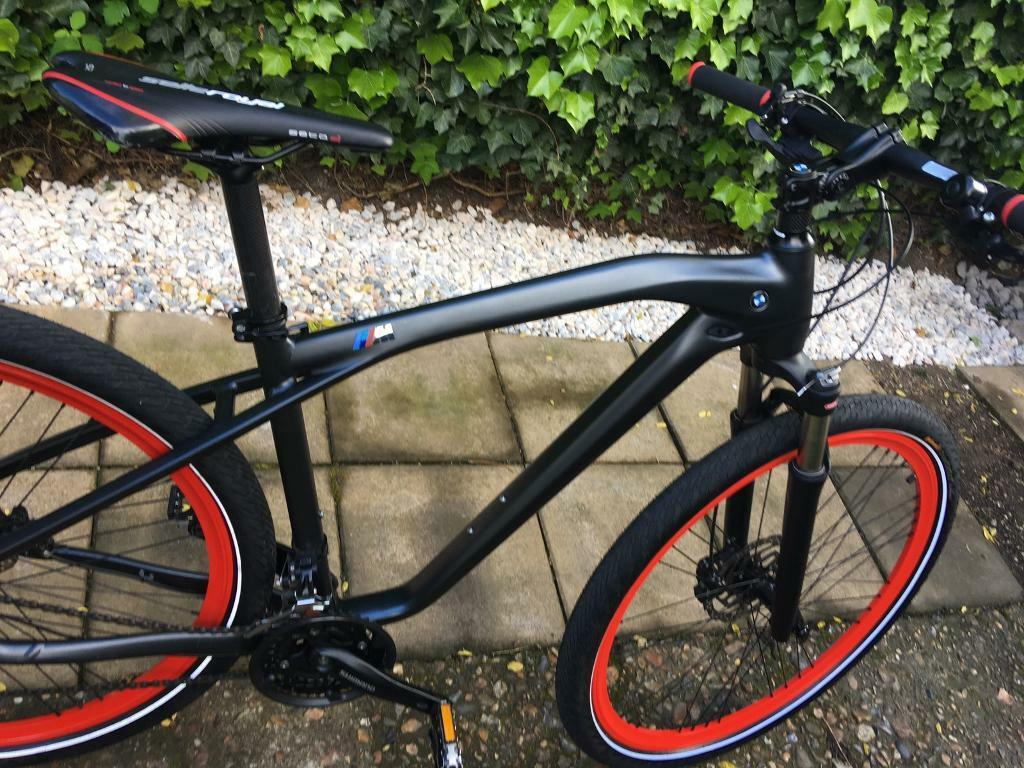 Bmw Cruise M Bike Matte Black 80912412311 In Mitcham London