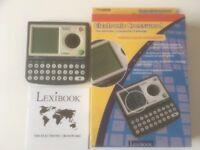 Lexibook Electronic Crossword