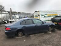 BMW 730 petrol parts available breaking