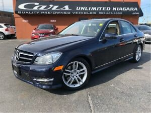 2014 Mercedes-Benz C-Class C300 4MATIC | NAVI | ROOF | CAMERA |