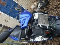 Peugeot speed fighter 50cc spare or parts still runs