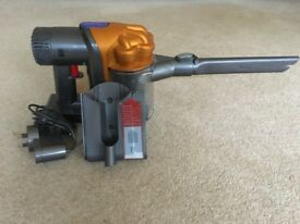 Dyson DC34 cordless handheld vacuum cleaner