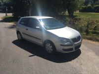 Lovely car - VW Polo 1.2 E 3 door - Complete service history - New MOT with no advisories