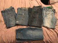 Women's boyfit jeans