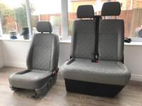 Vw transporter t5.1 front seats