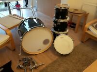 Mapex M Drums / Drum Kit with full soft cases