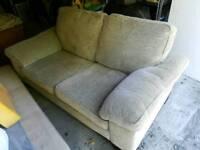 Large 2-seater settee/sofa