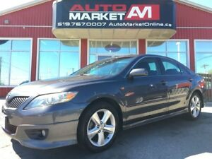 2010 Toyota Camry SE, Alloys, Sunroof, WE APPROVE ALL CREDIT